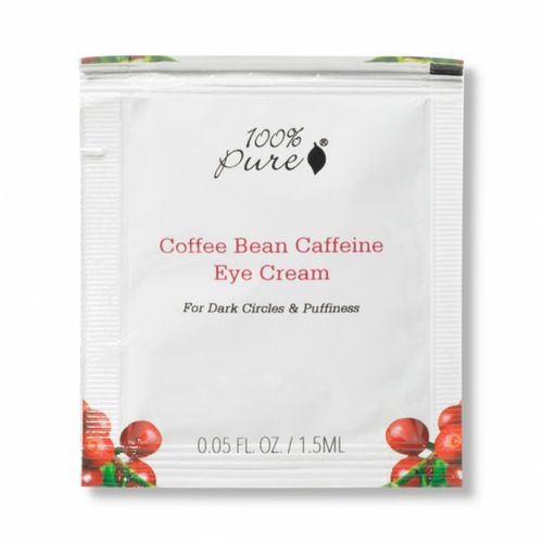 VZOREČEK Oční krém Káva 100% Pure