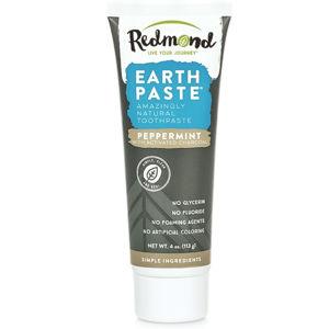 Redmond VZOREČEK Přírodní zubní pasta s bentonitovým jílem, mátou peprnou a aktivním černým uhlím