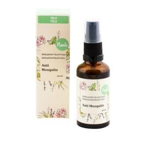 Navia/Kvitok VZOREČEK Repelentní tělový olej Anti Mosquito