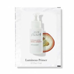 100% Pure VZOREČEK Rozjasňující báze pod make-up s vitamíny, antioxidanty a resveratrolem
