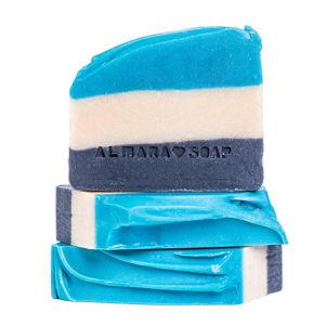 Almara Soap VZOREČEK Ručně vyráběné mýdlo Gentlemen's Club
