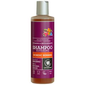 Urtekram VZOREČEK Šampon  a Kondicionér na poškozené vlasy Severské bobule