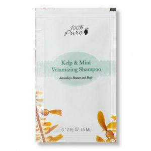 100% Pure VZOREČEK Šampon Chaluhy a máta