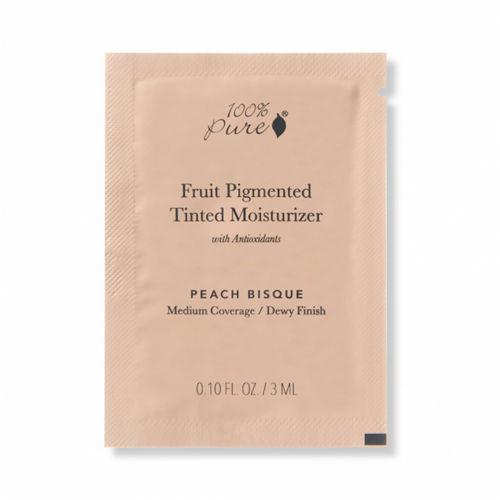 VZOREČEK Tónovací hydratační krém Bamboo Blur Peach Bisque 100% Pure