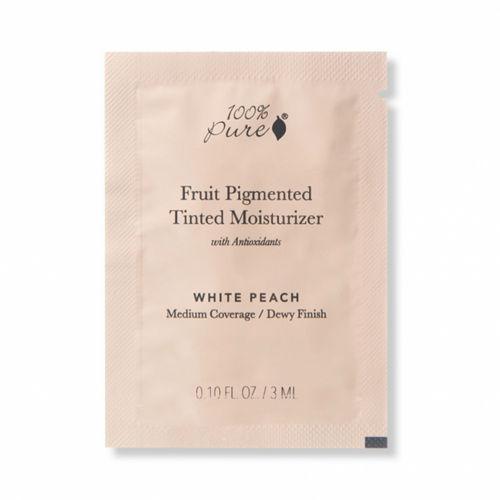 VZOREČEK Tónovací hydratační krém Bamboo Blur White Peach 100% Pure