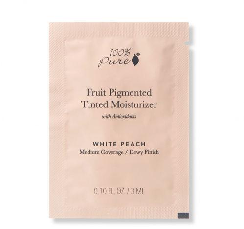 VZOREČEK Tónovací hydratační krém White Peach 100% Pure