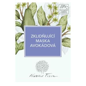 Nobilis Tilia VZOREČEK Zklidňující maska avokádová
