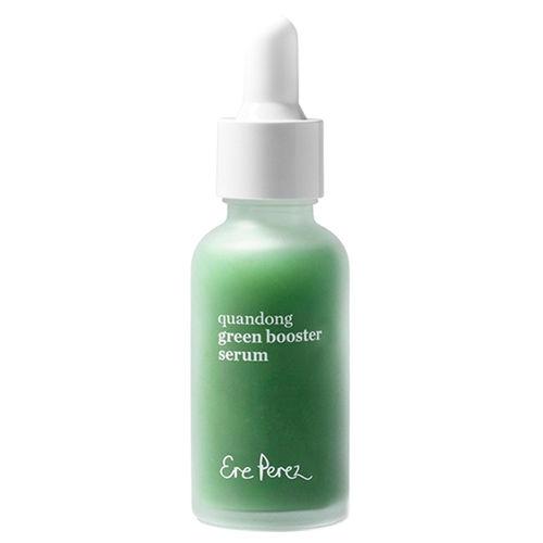 Zelené povzbuzující sérum Ere Perez