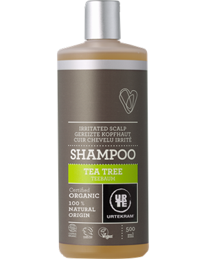 Urtekram Zklidňující šampon Tea tree 500 ml