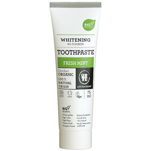 Zubní pasta Máta bělící BIO Urtekram