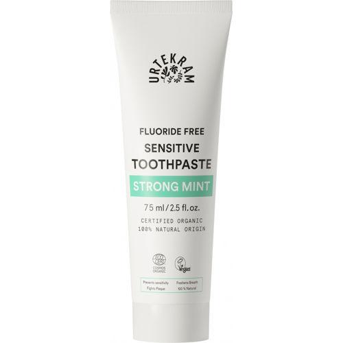 Zubní pasta Máta sensitive BIO Urtekram