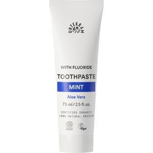 Urtekram Zubní pasta s fluorem Máta